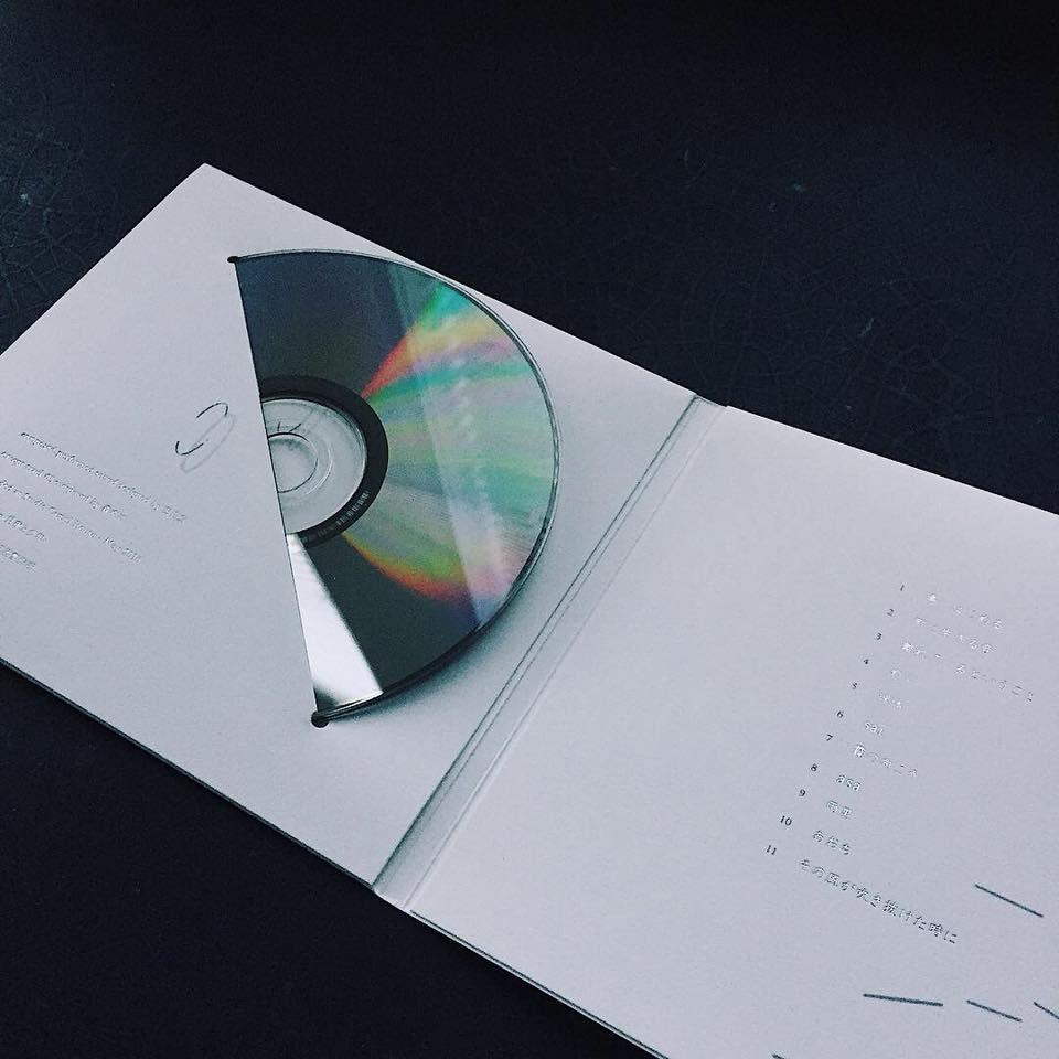 solo album「風と音と」取扱店
